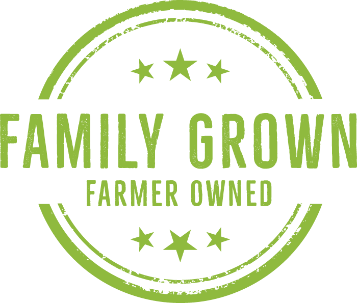 Family Grown Farmer Owned